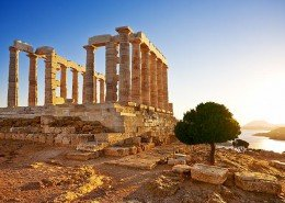 Athens and Cape Sounion Tour