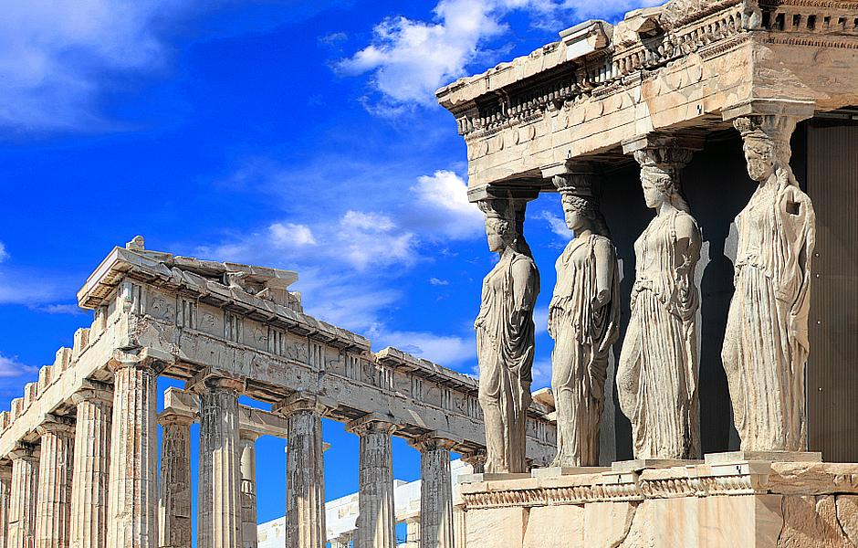 Acropolis, The Caryatides