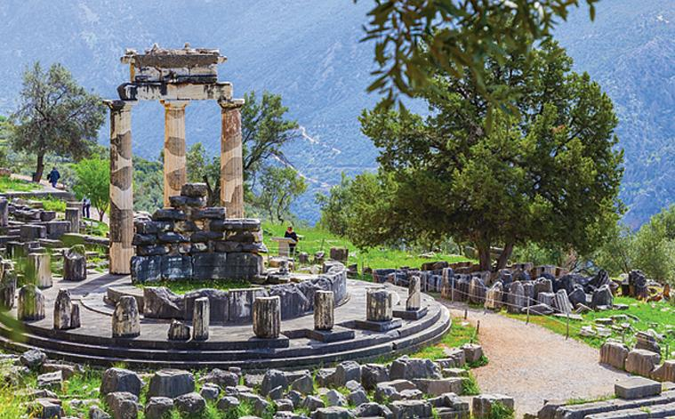 Delphi by Amazing Athens Tours Greece