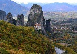 Delphi & Meteora Tour