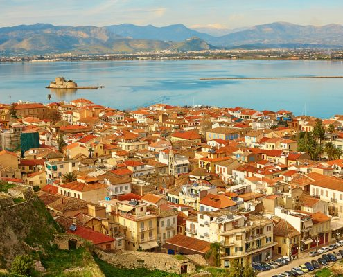 Private Greece Tours - Nafplion